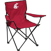 Washington State Cougars Team-Colored Canvas Chair