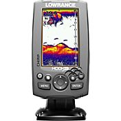 Lowrance Hook-4x Mid/High/Downscan Fish Finder