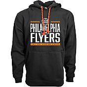 Levelwear Men's 2017 NHL Stadium Series Philadelphia Flyers Over the Boards Hoodie