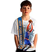 Levelwear Youth New York Knicks Carmelo Anthony Breakaway White T-Shirt