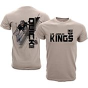 Levelwear Youth Los Angeles Kings Jonathan Quick #88 Charcoal Spectrum T-Shirt