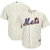 Majestic Boys' Replica New York Mets Cool Base Home Ivory Jersey