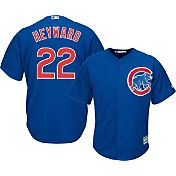 Majestic Youth Replica Chicago Cubs Jason Heyward #22 Cool Base Alternate Royal Jersey