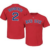 Majestic Youth Boston Red Sox Xander Bogaerts #2 Red T-Shirt