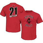 Majestic Youth Chicago Bulls Jimmy Butler #21 Red T-Shirt