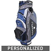 Maxfli U/Series 4.0 Personalized Cart Bag - Blue/Grey