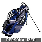 Maxfli U/Series 4.0 Personalized Stand Bag – Navy/Grey