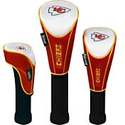 McArthur Sports Kansas City Chiefs 3-Pack Headcovers