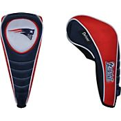 McArthur Sports New England Patriots Shaft Gripper Driver Headcover