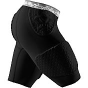 McDavid Adult Hex Compression Shorts w/ Wrap-Around Thigh Pads