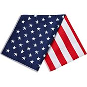 Mission Enduracool USA Flag Instant Cooling Towel