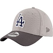 New Era Men's Los Angeles Dodgers 39Thirty Neo Grey Flex Hat