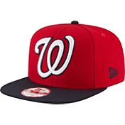 New Era Men's Washington Nationals 9Fifty Grand Logo Adjustable Hat