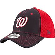 New Era Men's Washington Nationals 39Thirty Team Front Neo Flex Hat