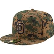 New Era Men's San Diego Padres 59Fifty 2016 Memorial Day Authentic Hat