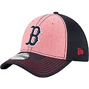 New Era Men's Boston Red Sox 39Thirty Heathered Neo Flex Hat