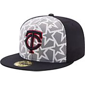 New Era Men's Minnesota Twins 59Fifty 2016 4th of July Authentic Hat