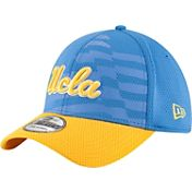 New Era Men's UCLA Bruins True Blue/Gold NE 15 Stars 39Thirty Performance Hat