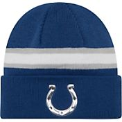 New Era Men's Indianapolis Colts Color Rush 2016 On-Field Knit Hat