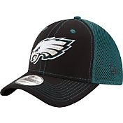 New Era Men's Philadelphia Eagles Team Front Neo 39Thirty Flex Hat