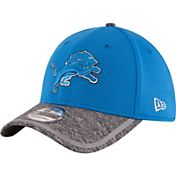 New Era Men's Detroit Lions 2016 Training Camp Official 39Thirty Flex Hat