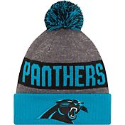 New Era Men's Carolina Panthers Sideline 2016 Sport Knit Hat