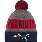 New Era Men's New England Patriots Sideline 2016 Sport Knit Hat