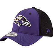 New Era Men's Baltimore Ravens Team Front Neo 39Thirty Flex Hat
