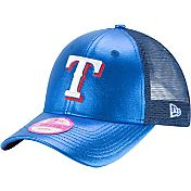 New Era Women's Texas Rangers 9Forty Glam Team Royal Adjustable Hat