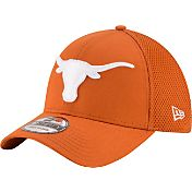 New Era Youth Texas Longhorns Burnt Orange Mega Team Neo 39THIRTY Hat