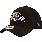 New Era Youth Baltimore Ravens Mega Team 39Thirty Flex Hat