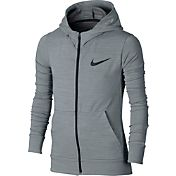 Nike Boys' Dri-FIT Full Zip Fleece Hoodie
