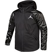 Jordan Boys' Shield 360 Therma-FIT Fleece Full Zip Jacket