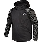 Jordan Boys' Shield 360 Therma-FIT Fleece Full Zip ...
