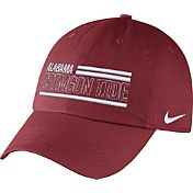 Nike Men's Alabama Crimson Tide Crimson Heritage86 Adjustable Hat