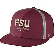 Nike Men's Florida State Seminoles Garnet Champ Drive True Snapback Hat