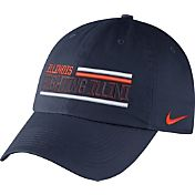 Nike Men's Illinois Fighting Illini Blue Heritage86 Adjustable Hat
