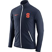 Nike Men's Syracuse Orange Blue Elite Players Dri-FIT Touch Full-Zip Jacket