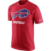 Nike Men's Buffalo Bills Facility Red T-Shirt