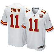 Nike Men's Away Game Jersey Kansas City Chiefs Alex Smith #11