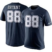 Nike Men's Dallas Cowboys Dez Bryant #88 Pride Navy T-Shirt