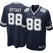 Nike Men's Away Game Jersey Dallas Cowboys Dez Bryant #88