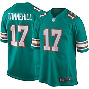 Nike Men's Alternate Game Jersey Miami Dolphins Ryan Tannehill #17