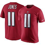 Nike Men's Atlanta Falcons Julio Jones #11 Pride Red T-Shirt