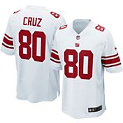 Nike Men's Away Game Jersey New York Giants Victor Cruz #80