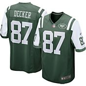 Nike Men's Home Game Jersey New York Jets Eric Decker #87