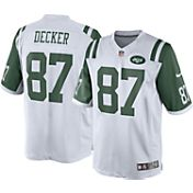 Nike Men's Away Limited New York Jets Eric Decker #87 Jersey