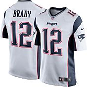 Nike Men's Away Game Jersey New England Patriots Tom Brady #12