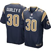 Nike Men's Home Game Jersey Los Angeles Rams Todd Gurley #30