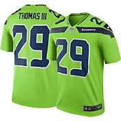 Nike Men's Color Rush 2016 Seattle Seahawks Earl Thomas III #29 Legend Game Jersey